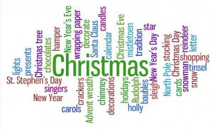 Christmas Wordle