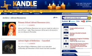 Kandle Advent Resources