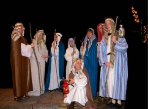 The Nativity Presentation