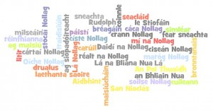 An Nollaig Wordle
