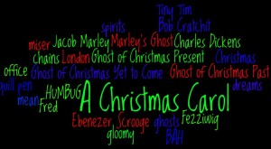 A Christmas Carol Wordle