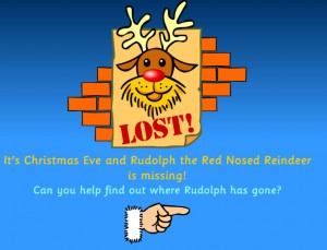 Rudolph Is Missing