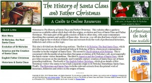 The History of Santa Claus and Father Christmas
