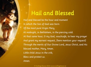 Hail and Blessed